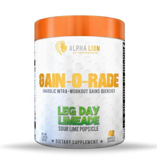 Alpha Lion Gain-O-Rade | Muscle Players