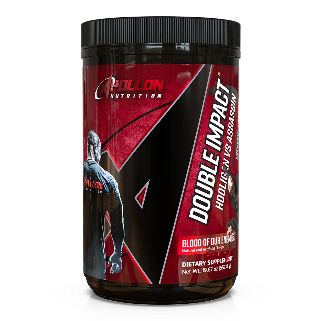 *PRE-ORDER* Double Impact [Limited Edition] ***SHIPS 2/26*** | Muscle Players