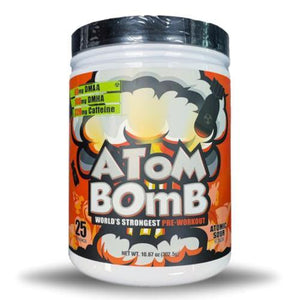 No-Name Labz Atom Bomb | Muscle Players