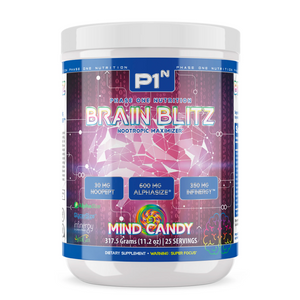 Phase One Nutrition Brain Blitz | Muscle Players