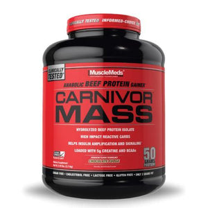 MuscleMeds Carnivor Mass | Muscle Players