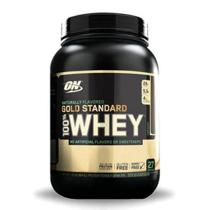 "Optimum Nutrition Gold Standard 100% Whey ""Natural"" 
