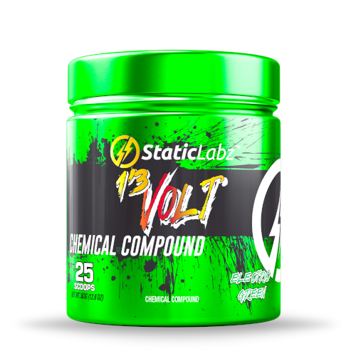 Static Labz 1'3 Volt | Muscle Players