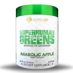 Alpha Lion SuperHuman Greens | Muscle Players