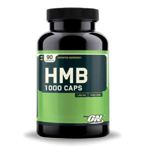 Optimum Nutrition HMB, 1000 mg | Muscle Players