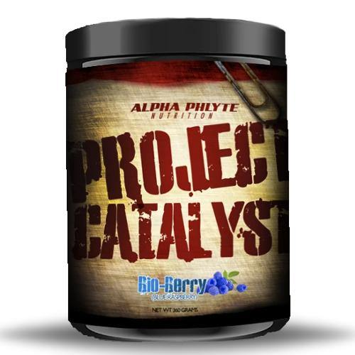 Alpha Phlyte Nutrition Project Catalyst | Muscle Players