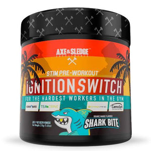 Axe & Sledge Ingition Switch | Muscle Players