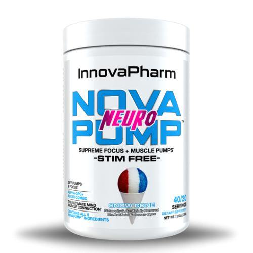 InnovaPharm Nova Pump Neuro | Muscle Players