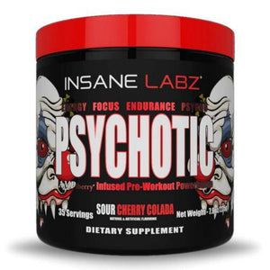 Insane Labz Psychotic | Muscle Players