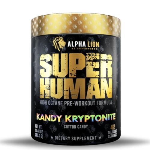 Alpha Lion SuperHuman | Muscle Players