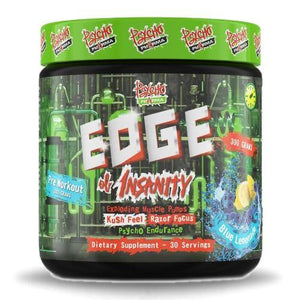 Psycho Pharma Edge Of Insanity | Muscle Players