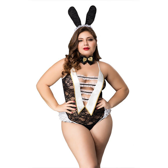 The Hot Bunny Sexy Lingerie