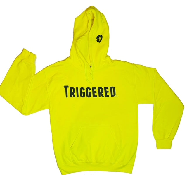 Limited Edition Neon Triggered Hoodie