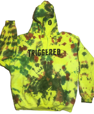 Limited Edition Tye-Dye Triggered Hoodie