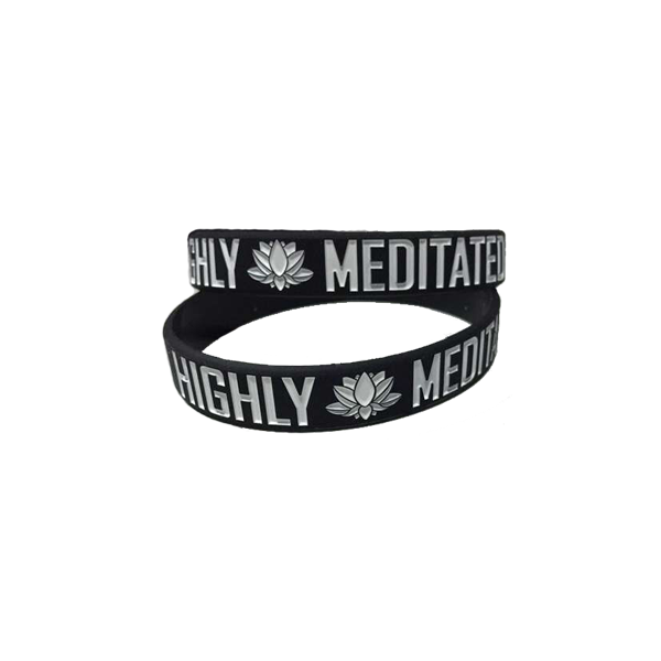 "1"" Highly Meditated Bracelet"