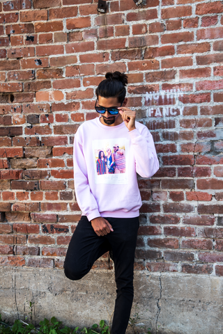 Block Party Polaroid Unisex Sweatshirt