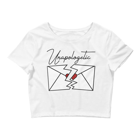 Unapologetic Crop Tee