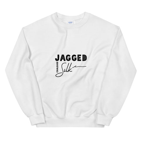 Jagged Silk Album Sweatshirt