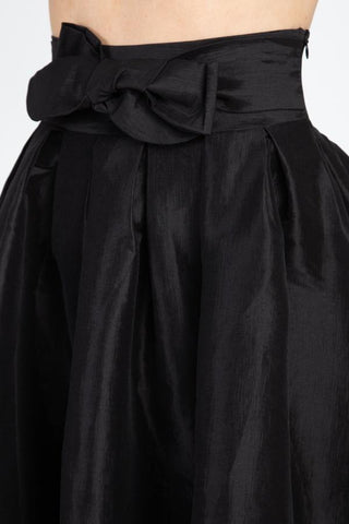 Women's Taffeta High-low Skirt - My Bargain Boutique