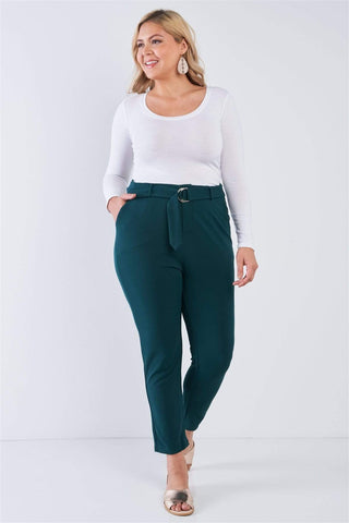 Image of My Bargain Boutique Ankle Length Pants
