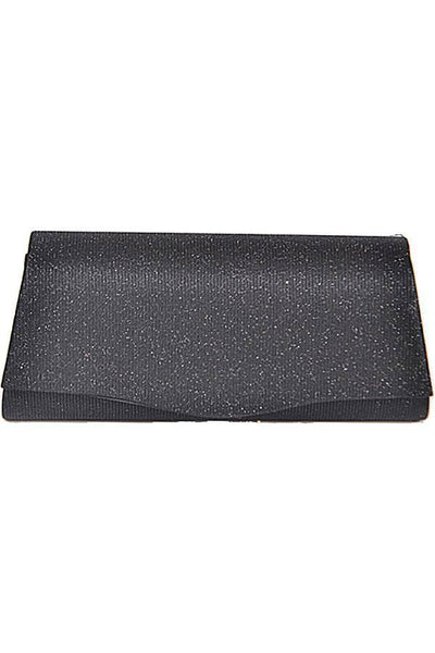 Rectangular Shiny Evening Clutch - My Bargain Boutique - Affordable Women's Clothing