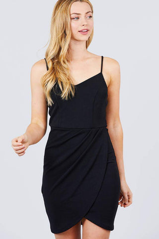 Image of My Bargain Boutique Black / S Cami Mini Dress