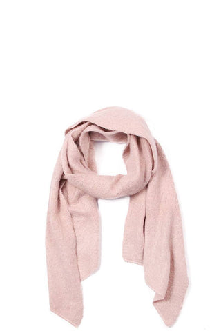 My Bargain Boutique Blush Chic Fashion Solid Scarf