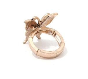 Image of My Bargain Boutique Butterfly Stretch Ring