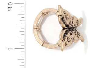 My Bargain Boutique Butterfly Stretch Ring
