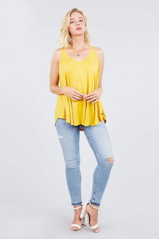 Image of My Bargain Boutique Double Shoulder Strap Cami Top