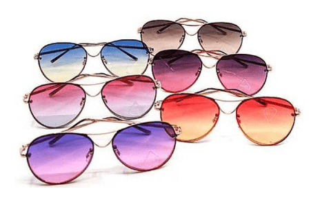 Image of My Bargain Boutique Modern Princess Sunglasses