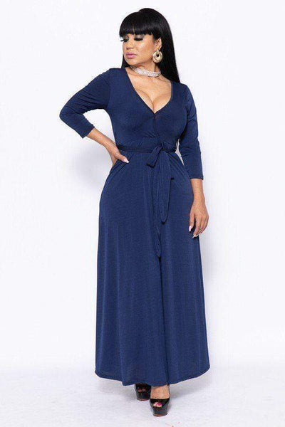 Maxi Dress - My Bargain Boutique - Affordable Women's Clothing