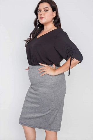 Image of My Bargain Boutique Pencil Skirt