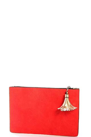 My Bargain Boutique Princess Re Flexion Two Color Clutch Bag