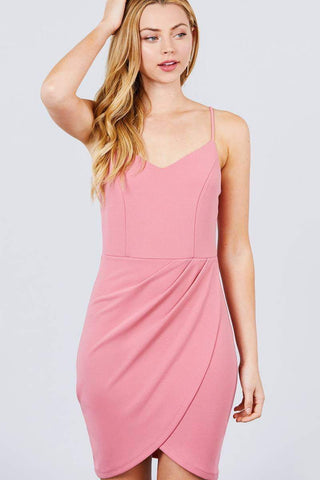 Image of My Bargain Boutique Rose / S Cami Mini Dress