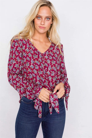 Image of My Bargain Boutique S Scoop Neck Blouse