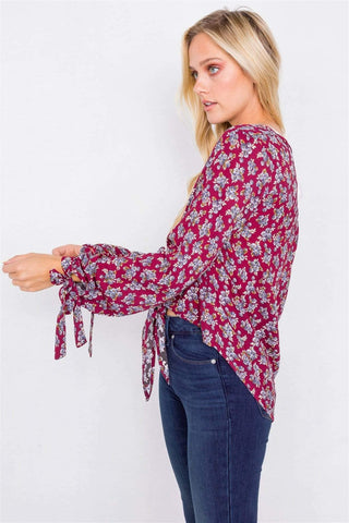 Image of My Bargain Boutique Scoop Neck Blouse