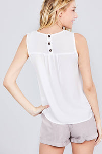 My Bargain Boutique Sleeveless Top