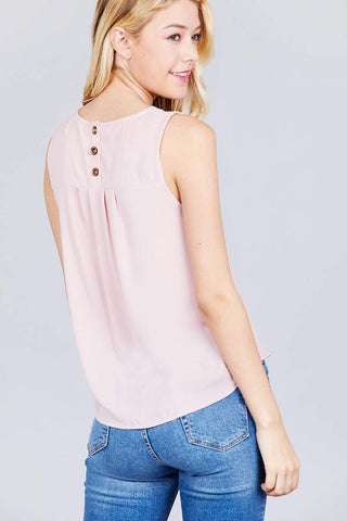 Image of My Bargain Boutique Sleeveless Top