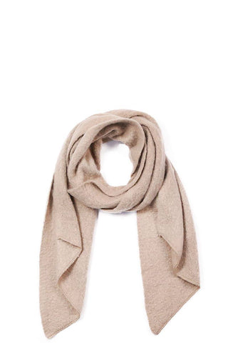 My Bargain Boutique Taupe Chic Fashion Solid Scarf