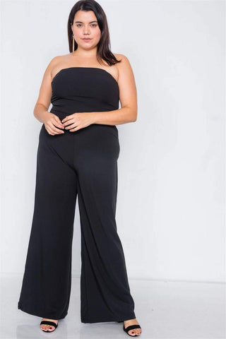 My Bargain Boutique Wide Leg Jumpsuit