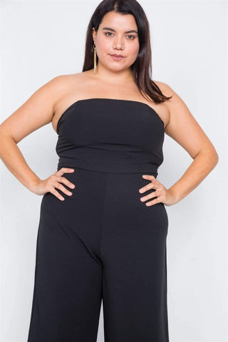 Image of My Bargain Boutique Wide Leg Jumpsuit
