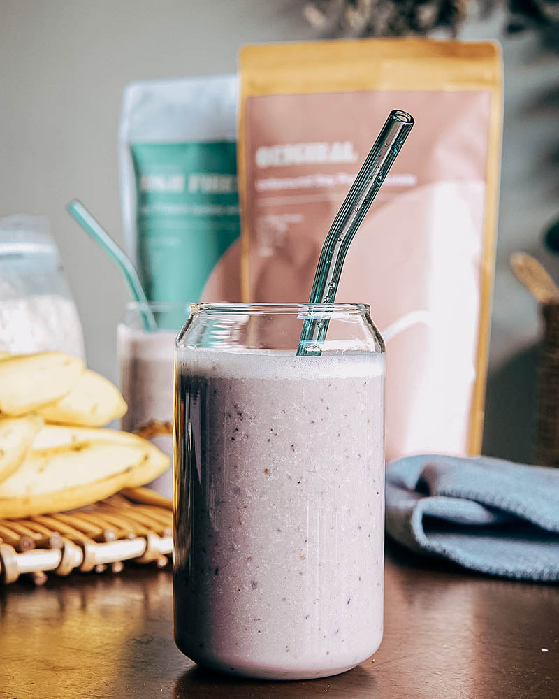 Soluxe Mixed Berry Soy Protein Smoothie