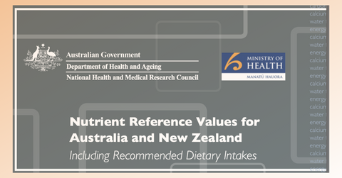 Nutrient Reference Value for Australia & New Zealand