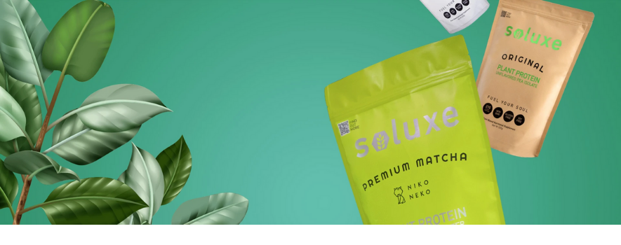 Soluxe Pea protein