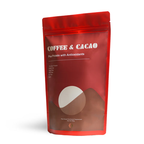 Soluxe Coffee & Cacao Pea Protein Isolate