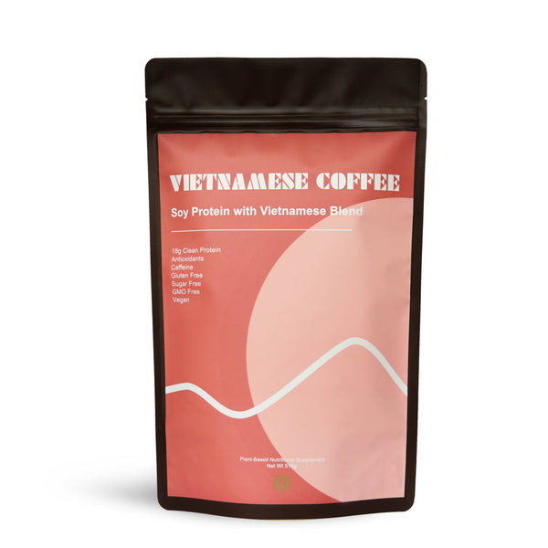 Soy Protein Isolate - Vietnamese Coffee