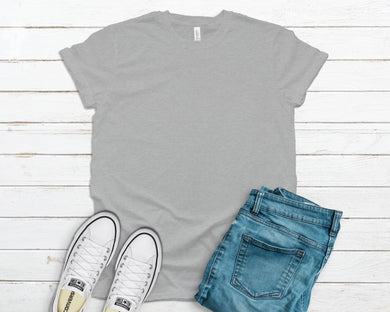 Bella Canvas 3001 Heathered Shirts
