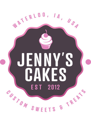 Jenny's Cakes Custom Sweets & Treats