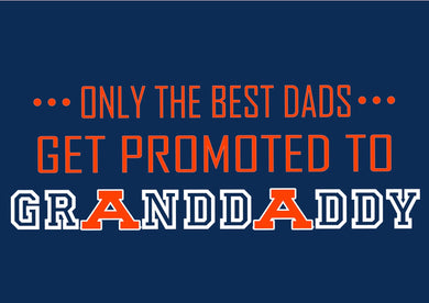 Only the Best Dads Get Promoted to Granddaddy